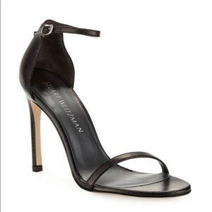 Nudistsong Minimalist Leather Sandals